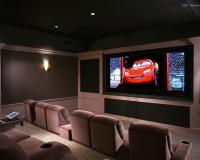 Akustik Yalıtımlı Sinema Odası